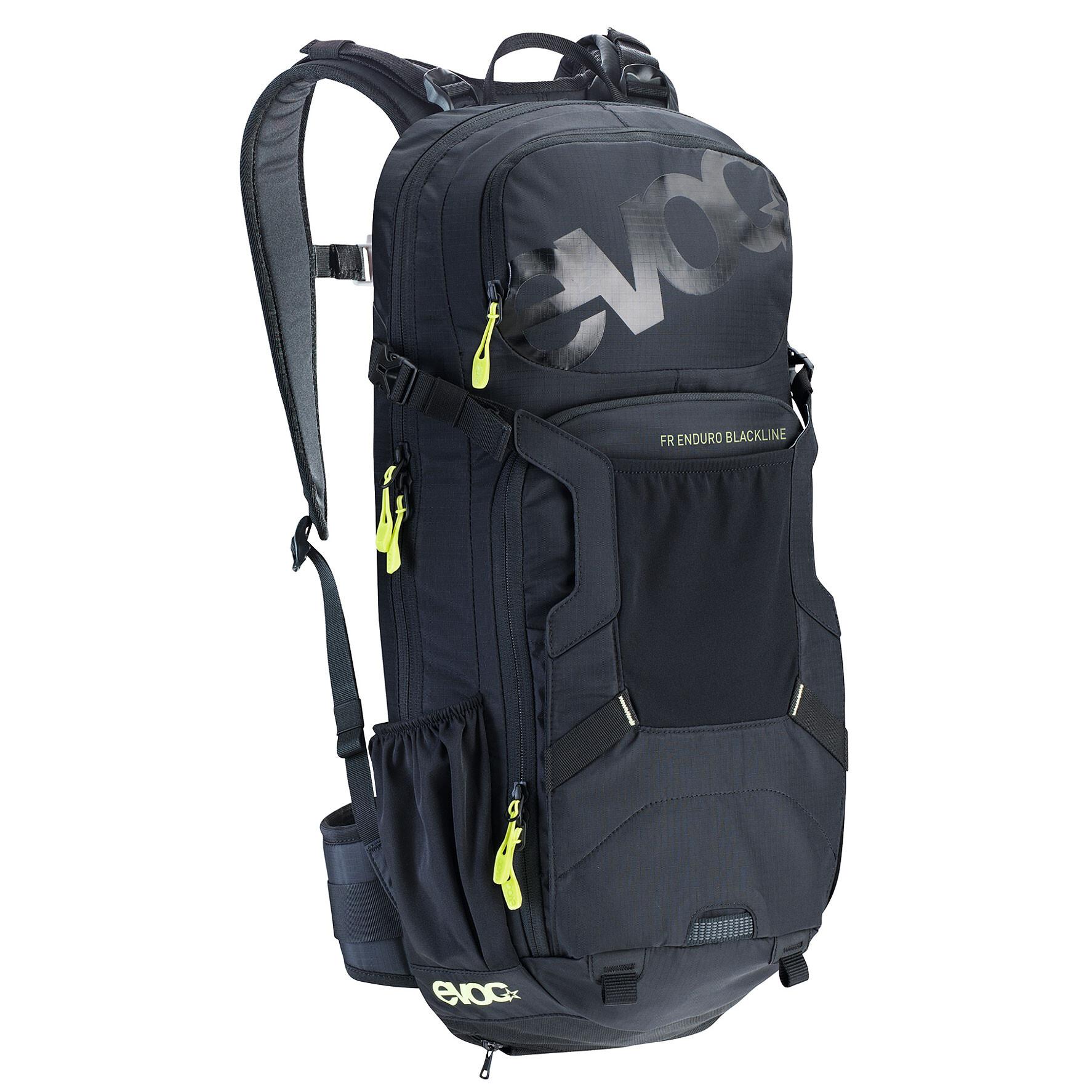 EVOC FR Enduro Blackline Protector 16L Backpack Black XL